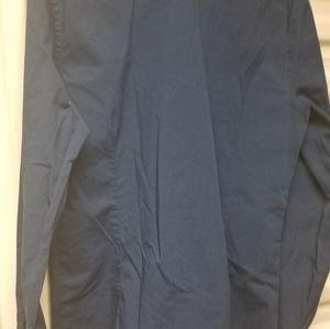 Express Express 1mx Shirts - Men's long sleeve button down shirt